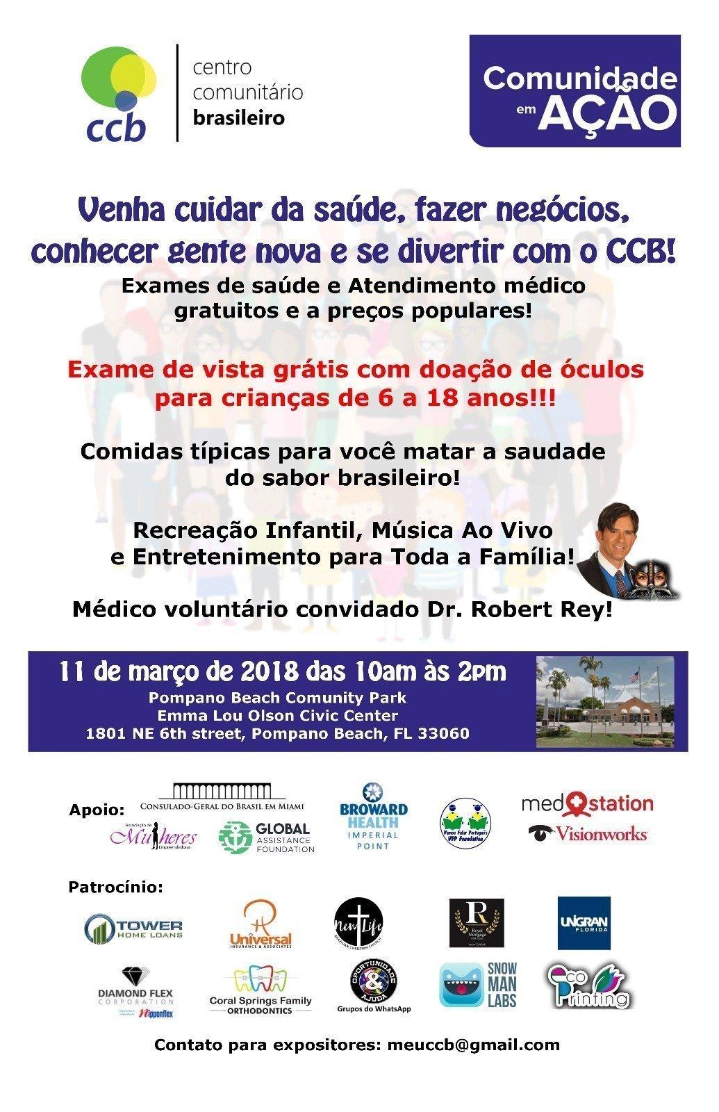 Comunidade em Ação - CCB