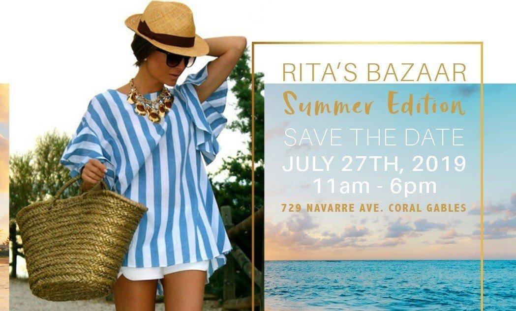 """Rita's Bazaar - """"Summer Edition"""""""